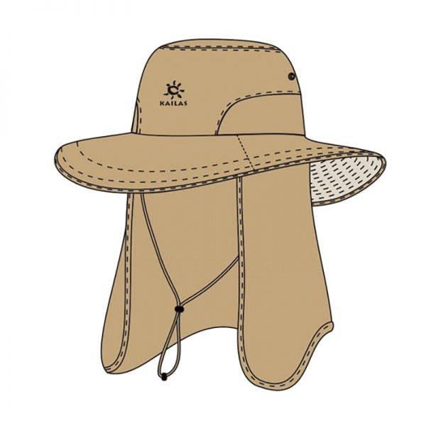 کلاه محافظ گردنی کایلاس KF130011